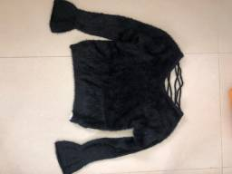 Blusa/ malha de pelinho