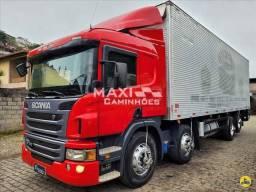 Título do anúncio: Scania P-310 2015 8x2 Baú