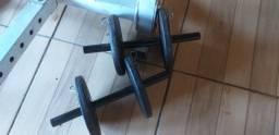 Aparelho Musculação