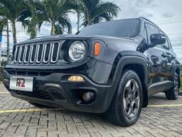Jeep Renegade Sport 2016 4x4 Diesel, Blindada!