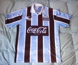 Camisa tricolor Grêmio Penalty Tamanho G #10 1994/1995