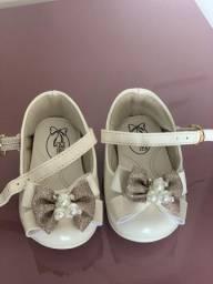 Sapato infantil No 16