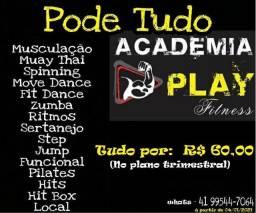 Academia Play Fitness