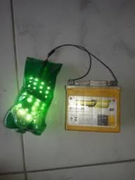 Bateria para moto 12v, marca Pioneiro