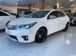 Toyota Corolla XEI 2.0 flex ano 2015