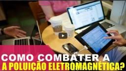Anti-Radiação ouro 24k Celular, Notebook. Sedex Grátis p/ todo Brasil!