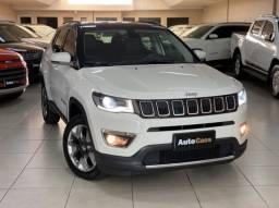 Jeep Compass Limited! 2.0! 50.00 Km! Top! Impecável! Raridade! Até 100% Financiado.