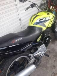 Vendo Honda cbx twister250