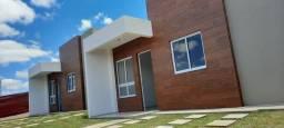Casa no Condomínio Acquaville Residence em Alagoinhas/BA com 2 Quartos (1 Suíte) à Venda,