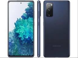 Samsung Galaxy S20 FE, 128GB de memória e 6GB de RAM. Processador SNAPDRAGON 865. LACRADO.
