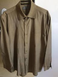 Camisa social Empório Colombo original Nova