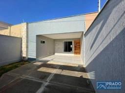 Casa com 3 dormitórios à venda, 150 m² por R$ 750.000,00 - Parque Amazônia - Goiânia/GO