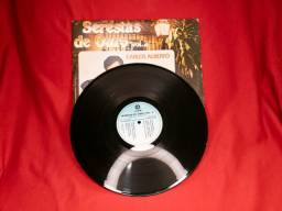 Serestas de Ouro - Carlos Alberto, Disco de Vinil - LP