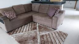 Vendo conjunto sofa de canto