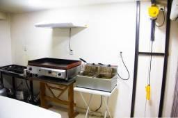 Fritadeira manual