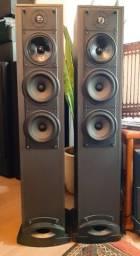 Caixas TORRE CELESTION CS8 125 a 250w audiophile speakers .