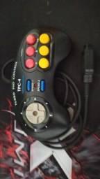 Controle Master System Tubo pad tpc-4