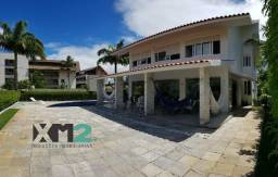 Casa Muro Alto 5 suítes Condomínio Praia de Cupe - CS32V