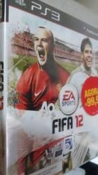 Fifa12 PS3 kit 3 cds