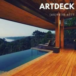 Artdeck madeiras deck e pergolados em itauba