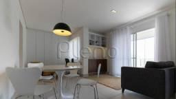 Apartamento para alugar com 1 dormitórios em Centro, Campinas cod:AP016921