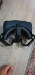 Óculos 3d Gear Vr Original Samsung Preto Sm-r323