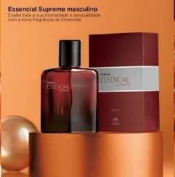 Promoção do perfume supreme da natura