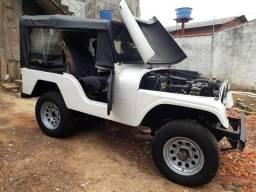 Vendo ou troco esse lindo jeep