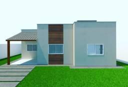 Casas no Paula 2 - varzea grande R$ 155 mil casas de 2 quartos