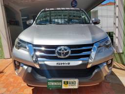 Toyota/Hilux SW4 2.8 SRX Turbo Diesel 4x4 7 Lugares *Única Dona / Tirada 0Km Franca - 2016