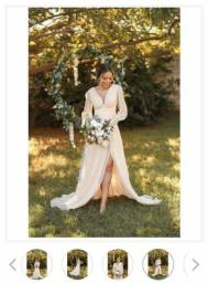 Vestido closet da May casamento festa noiva