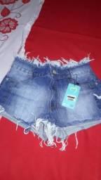 Shorts jins
