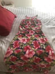 Vendo vestido pouquíssimo uso, tamP 50,00