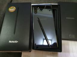 Samsung galaxy note 10+ plus 256gb 12gb ram 11 meses garantia