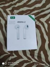 Fone de ouvido bluetooth i8Mini-2