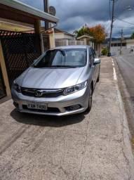 Honda Civic Lxs 1.8 ? Super conservado - 2014