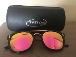 50435f5a91482 Óculos de sol Espelhado Triton