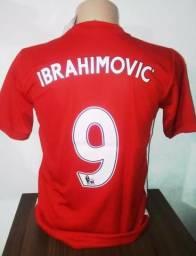48eb38c601 Camisa Manchester United Ibrahimovic Original