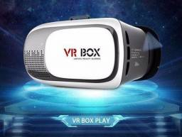 Oculos Vr Box 2.0 Realidade Virtual 3d Controle