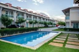 Casas em condomínio vizinho ao shopping do Eusébio