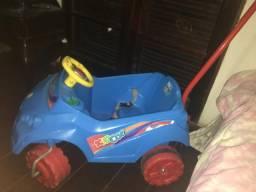 Carrinho Kid car bandeirante