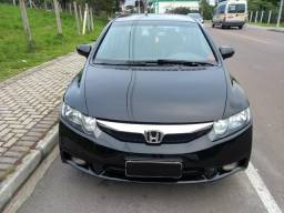 Honda Civic automático impecável aceito troca - 2008