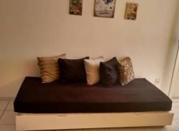 Apartamento com 2 quartos todo mobiliado no bairro Catolé