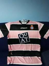 3f85cfe542 Camisa oficial Espanyol UHLSports 2008