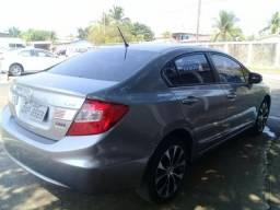 Honda civic lxr 2.0 automatico - 2016