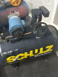 Compressor de ar Schulz todo revisado com garantia