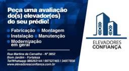 ELEVADORES CONFIANÇA LTDA
