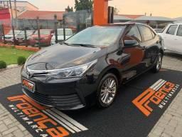 Corolla GLI Upper 1.8 Flex Aut. 2018 * Parcelas de 1.730,00 s/ entrada