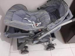 Cadeirinha e bebê conforto