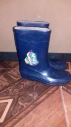 Bota infantil de chuva RioGrande